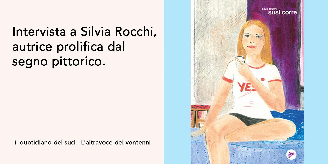Intervista a Silvia Rocchi